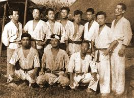 Korean Karate Master