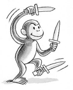monkey forms
