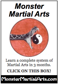 monster martial arts